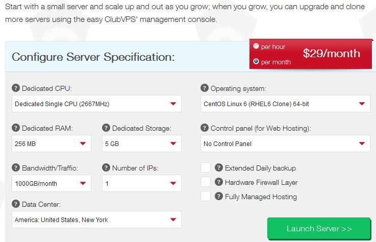 top VPS hosting