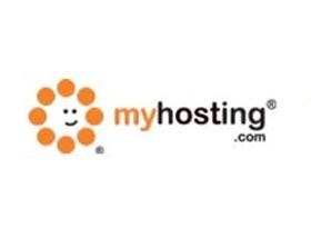 my hosting logo