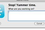 yammer-time